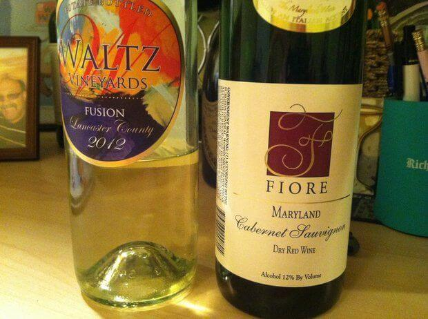 Waltz's Trio for the Table starts with Sauvignon Blanc, ends